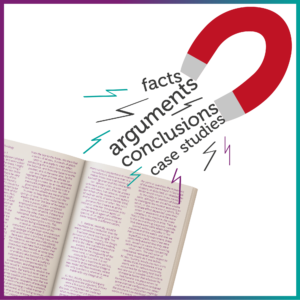 Endoxa Learning magnet extracting arguments from book